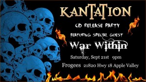 Kantation CD Release Party