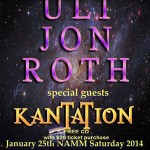 Kantation & Uli Jon Roth