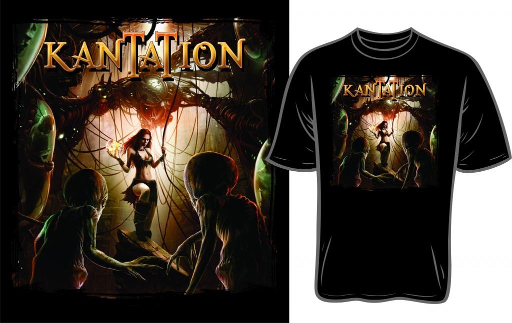 kantation Nephelim tshirt2